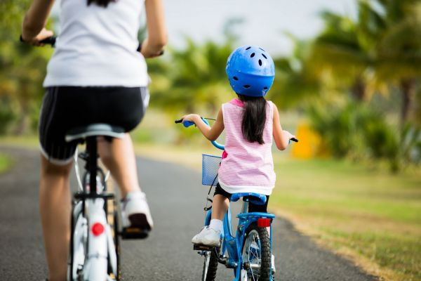 The influence of cycling on children with DCD