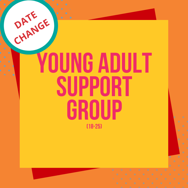 Young Adult Support Group meeting